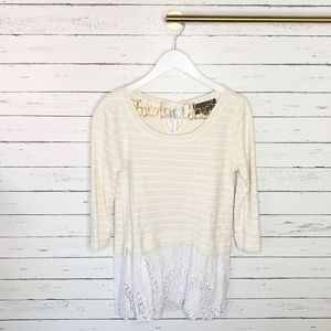 Anthropologie Tops - Anthro Sunday In Brooklyn East Falls Pullover